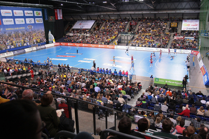 Handball Arena Leipzig